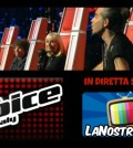 Foto di The Voice of Italy seconda puntata