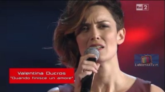Foto di Valentina Ducros The voice of italy