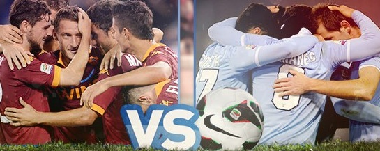 Serie A TIM Derby roma-lazio