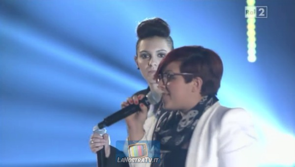 Foto di Marianna e Stefania The Voice of Italy