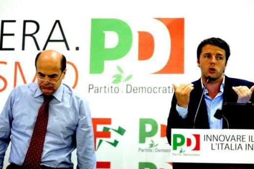 Speciale Tg5: Pd al bivio dopo la rielezione di Napolitano