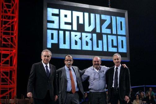 Servizio pubblico confermato su La7: firmmato il rinnovo con Cairo