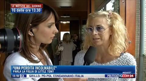 Cristiana Ciacci a Tgcom24