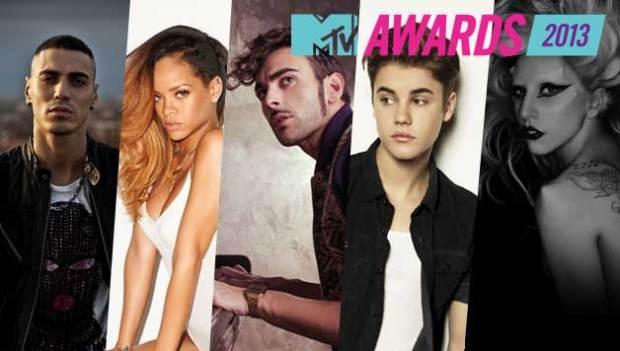 Mtv Awards Italia 2013