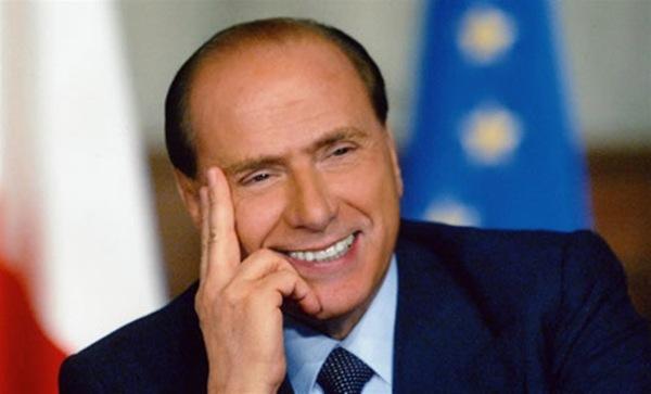 Silvio Berlusconi al Tg4