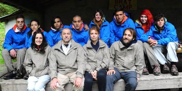 brat camp italia2 cast