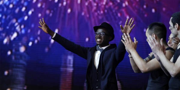daniel adomako vince italia's got talent