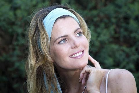 foto dell'attrice elisabetta pellini