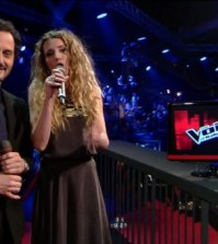 foto di fabio troiano e carolina di domenico a the voice
