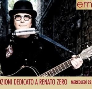 foto del cantante renato zero
