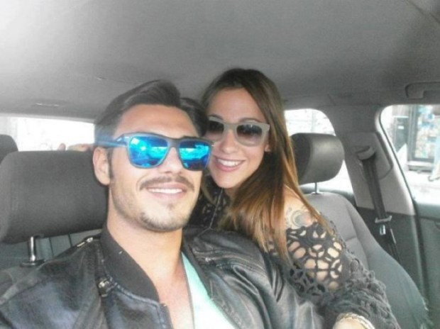 Teresanna Pugliese e Francesco Monte amore finito