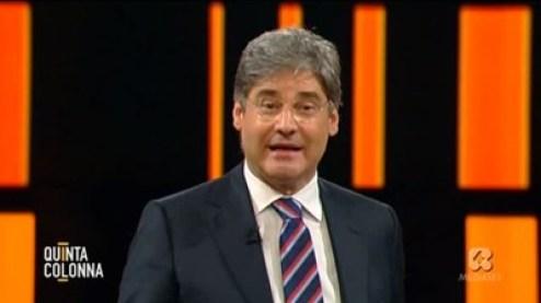 Movimento 5 Stelle contro Quinta Colonna: il senatore Giarrusso fa allontanare un giornalista