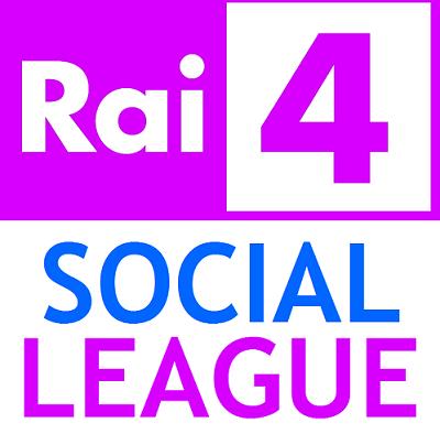 Rai4 festeggia 5 anni e lancia la Social League su Facebook