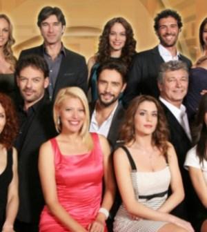 il cast fisso di centovetrine 2013