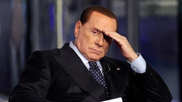 Silvio Berlusconi Processo Mediaset