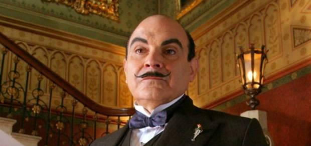 David Suchet interpreta Hercule Poirot