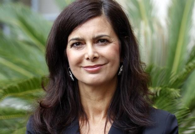 Laura Boldrini presidente della Camera