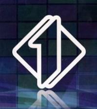 mediaset italia uno logo