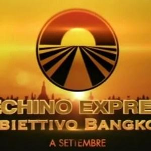 pechino express 2 obiettivo Bangkok logo