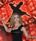 foto di milly carlucci a ballando con le stelle