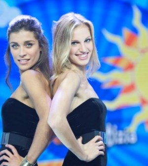 Ludovica Frasca e Irene Cioni