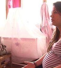 foto di sara protagonista di 16 anni e incinta