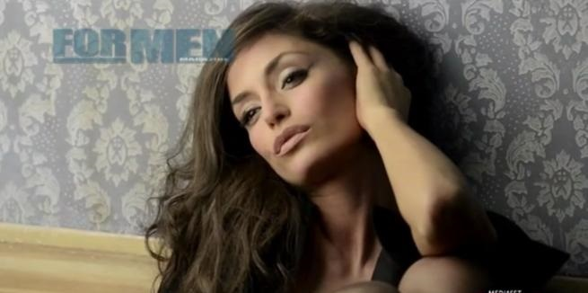 Marika Fruscio: foto hot backstage calendario 2011 | Tv