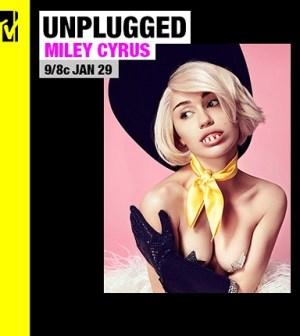 Miley Cyrus a Mtv Unplugged