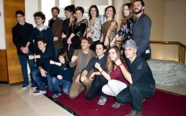 foto Braccialetti Rossi il cast