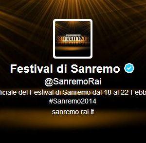 Festival-di-sanremo-2014-account-twitter-ufficiale