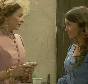 Donna Agueda e Donna Francisca