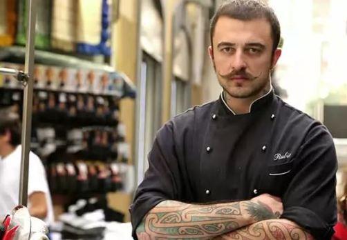 intervista chef rubio chiambretti supermarket