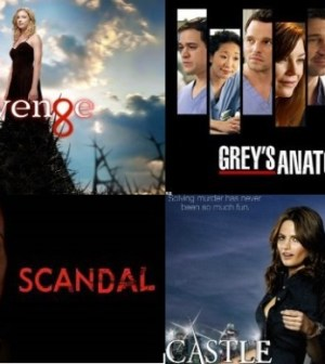 foto serie tv castle revenge scandal grey's anatomy
