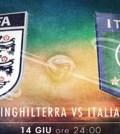 Brasile 2014, formazioni Italia-Inghilterra