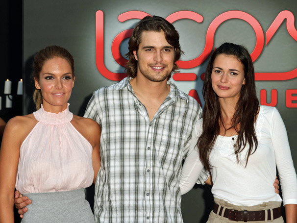 Ines, Joao, Diana