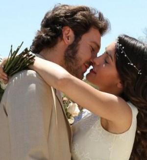 Matrimonio Tristan e Pepa