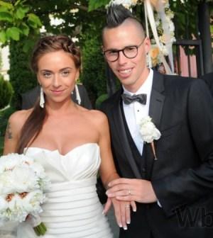 Hamsik matrimonio