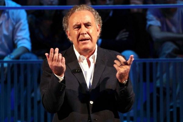 Michele Santoro ad Anno Zero