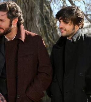 Tristan e Gonzalo