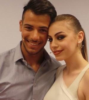 foto Aldo Palmieri e Alessia Cammarota