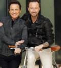 foto Francesco e Roby Facchinetti