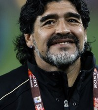foto Maradona
