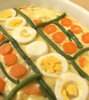 foto insalata russa Cotto e Mangiato