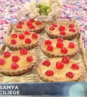 Le Ricette Di Samya 22 Maggio 2015 I Tortini Di Ciliegie Di Mattino