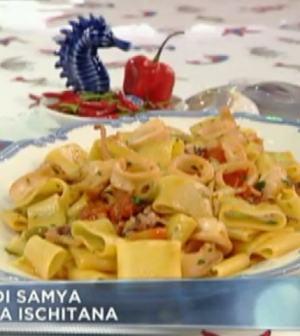foto calamarata ischitana
