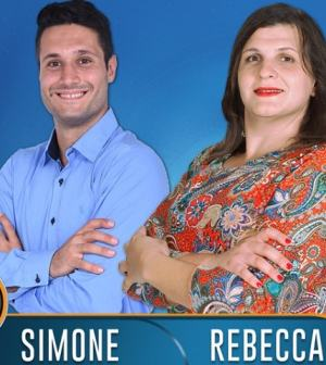 foto simone e rebecca