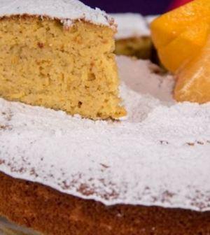 foto torta ai mandarini