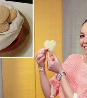 foto biscotti al profumo di limone