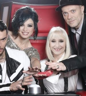 foto coach the voice