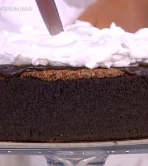 foto Mississippi mud cake